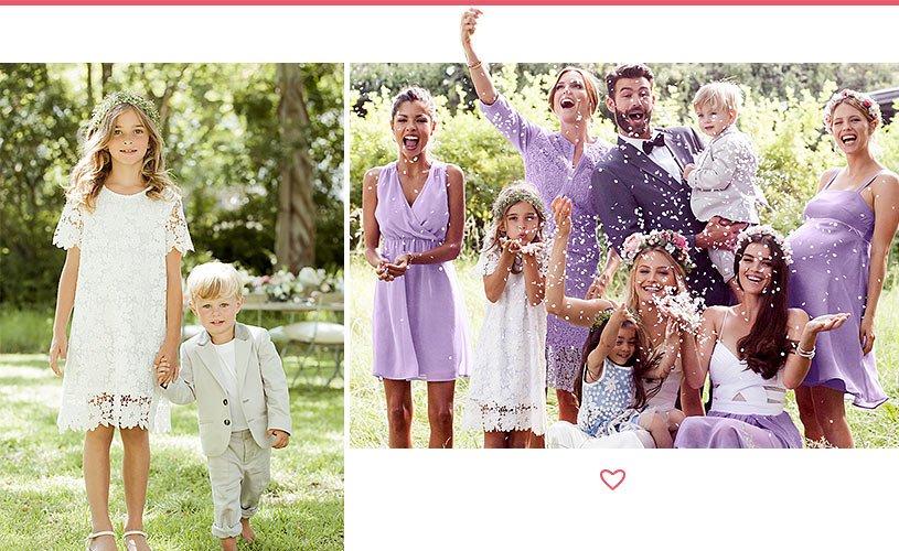Blumenkinder Kleider Hochzeit Sport Startseite Shopping