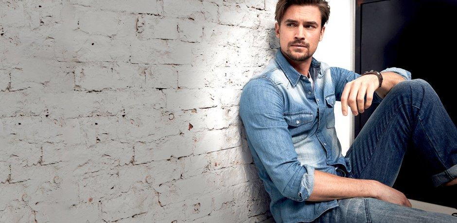 Herren - Mode - Beratung  - Jeans Guide