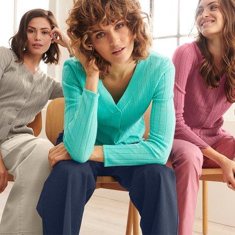 Damen - Mode - Neue Farben -20% - Neue Farben