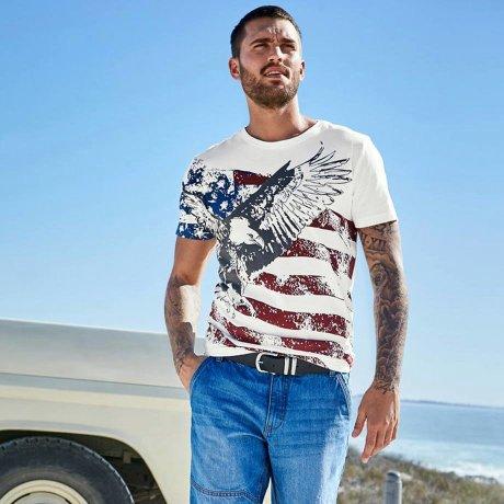 Herren - Mode - Shirts & Polos - T-Shirts