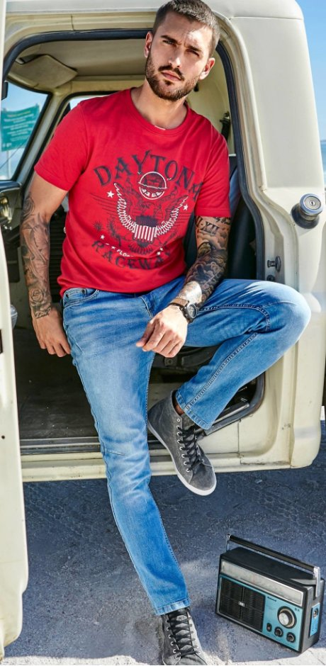 Herren - Mode - Jeans