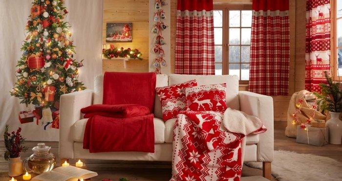 weihnachtliche dekoration bestellen bei bonprix. Black Bedroom Furniture Sets. Home Design Ideas