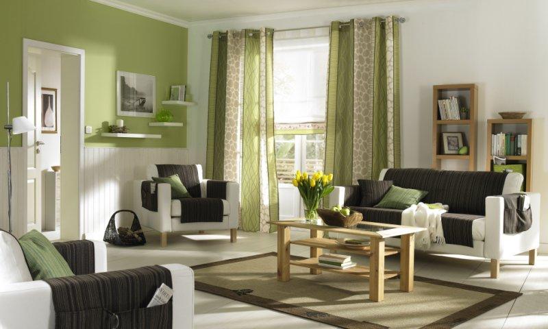wohnzimmer naturtöne:Moderne Wohnzimmer in Naturtönen bei bonprix finden