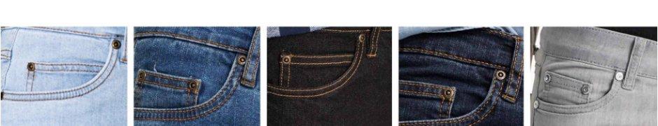 Jeans Waschungen