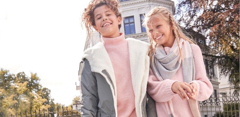 Kinder - Trends & Anl?sse - Trends - Rose Shades & Knit
