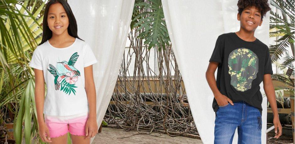 Kinder - Nachhaltigkeit - Nachhaltige Mode