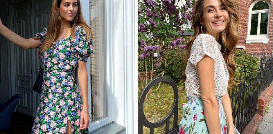 Damen - Inspiration - Trends - Fashion Trends