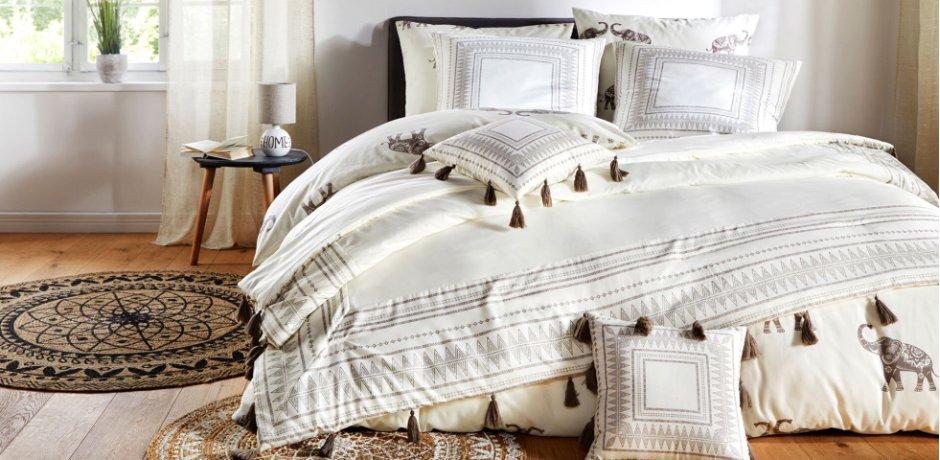 Wohnen & Möbel - Wohntextilien - Bettwäsche