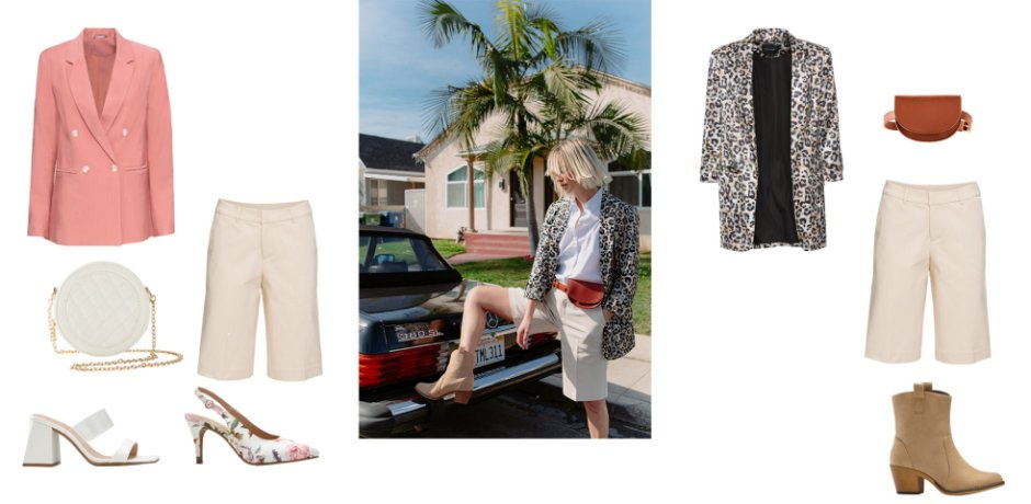 Damen - Mode - Hosen - Shorts