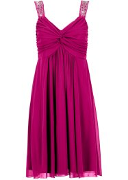 Shirtkleid, BODYFLIRT, fuchsia