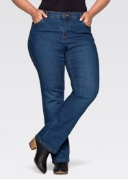 Stretchjeans STRAIGHT, John Baner JEANSWEAR, dark blue stone