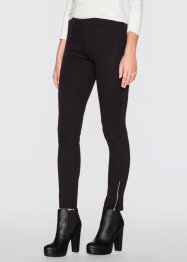 Stretch-Treggings, RAINBOW, schwarz
