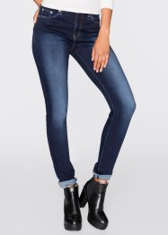 Shaping Skinny Jeans, RAINBOW, dark denim