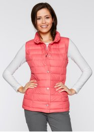 Veste sans manches Light Down, bpc bonprix collection, fuchsia clair