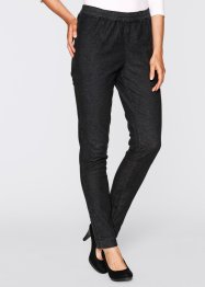 Jeansleggings , bpc bonprix collection, black stone