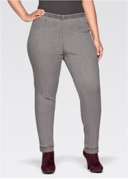 Jeansleggings, bpc bonprix collection, grey denim