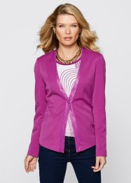 Stretchblazer, bpc selection, violettorchidee