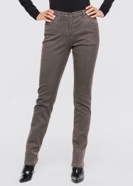 Stretchjeans, bpc selection, brown denim