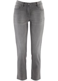 7/8 Stretchjeans, bpc selection, grey denim
