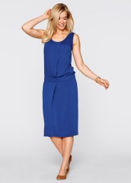 Kleid, bpc bonprix collection, enzianblau
