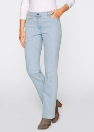 Form-Stretch-Jeans, bpc bonprix collection, lightblue bleached