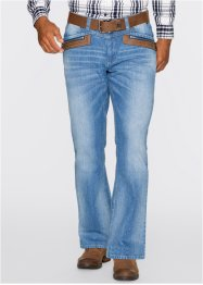 Jeans Regular Fit Bootcut, John Baner JEANSWEAR, anthrazit used