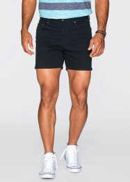 Shorts Regular Fit, John Baner JEANSWEAR, schwarz