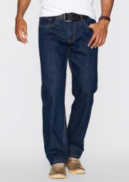 Jeans Regular Fit Straight, John Baner JEANSWEAR, dunkelblau