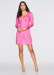 Shirtkleid, BODYFLIRT, flamingopink