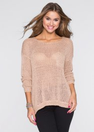 Sommer-Pullover, RAINBOW, nude