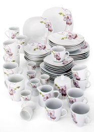 Geschirr Set Orchidee, bpc living bonprix collection
