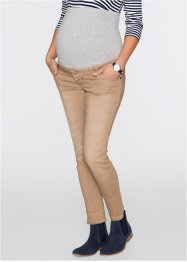 "Umstandsjeans ""Super-Stretch"", Skinny, bpc bonprix collection, khaki"