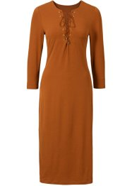 Shirtkleid, BODYFLIRT, bronze