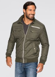 Blouson Regular Fit, bpc bonprix collection, olive foncé