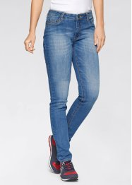 Stretchjeans, SKINNY, John Baner JEANSWEAR, blue stone used