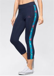 Leggings in 3/4-Länge, bpc bonprix collection, dunkelblau