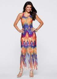Kleid, BODYFLIRT boutique, orange/pink multi