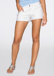Shorts, BODYFLIRT, wollweiss