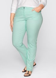 Stretchbyxa, bpc bonprix collection, ljus mint