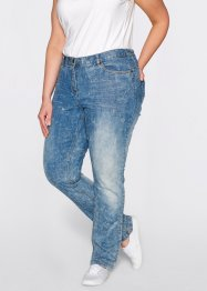 Stretchjeans, bpc bonprix collection, blue stone used