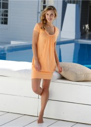 Wellness-Kleid, bpc bonprix collection, aprikose