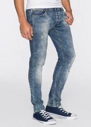 Stretch-Jeans Skinny Fit Straight, RAINBOW, blue moon