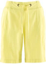 Leinen-Shorts, bpc bonprix collection, helllimone