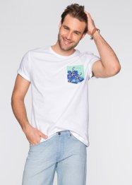 T-Shirt Regular Fit, John Baner JEANSWEAR, blau