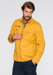 Veste en coton Regular Fit, bpc bonprix collection, jaune