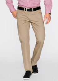 5-Pocket Hose Regular Fit Straight, bpc bonprix collection, beige