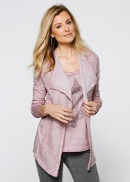 Shirtjacke, bpc selection, rosa