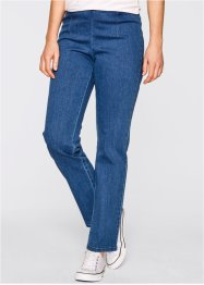 Schmale Stretchjeans, bpc bonprix collection, blue stone