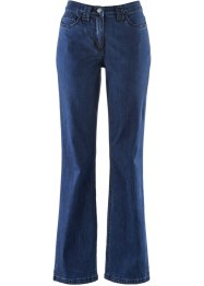 Weite Stretch-Jeans, bpc bonprix collection, blue stone
