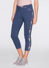 Leggings, 3/4-Länge, bpc bonprix collection, indigo